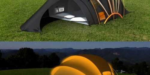 Solar on-the-move & Solar tents; The best solution for back countries and people on the ...
