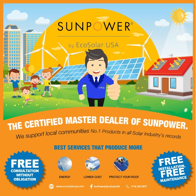 solar panel promo in orange county